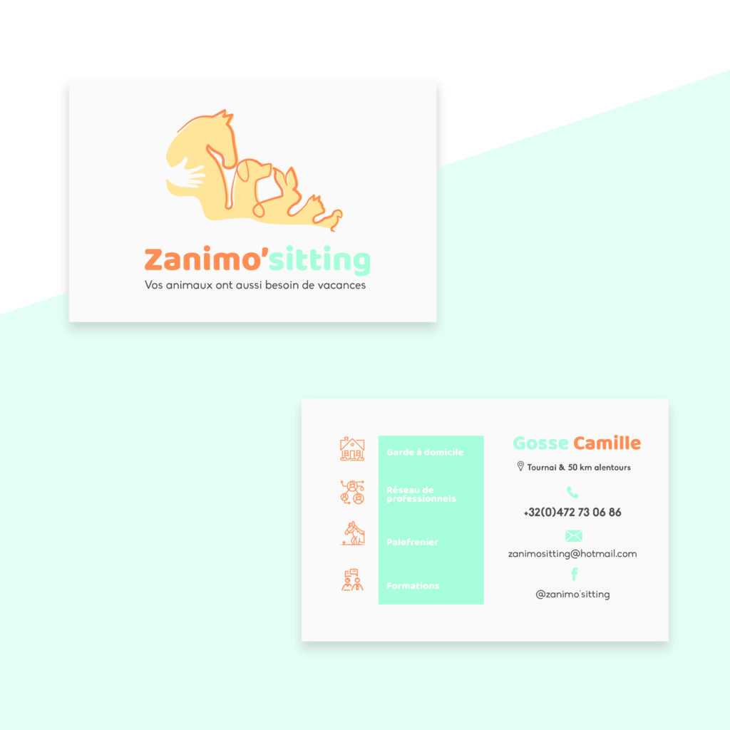 Logo & Branding Pet-sitting service