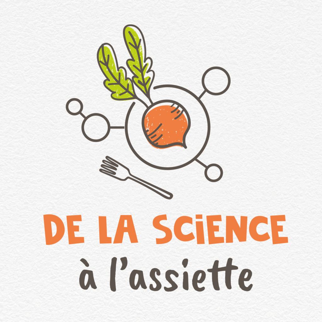 Logo & Branding De la science à l'assiette